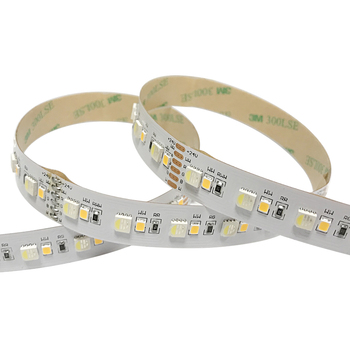 bed mcu rgbw led strip vertical cri 90