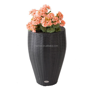 Belle Maison Interieur Ou Exterieur Haute Fleur Pot De Jardin Grand