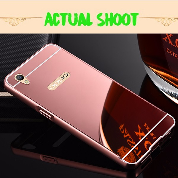 various colors 2fe51 f9f3f Fashion Style Premuim Mirror Aluminum Metal Bumper Case For Oppo A37 Back  Cover - Buy Bumper Case For Oppo A37,For Oppo Back Cover,Case Cover For  Oppo ...
