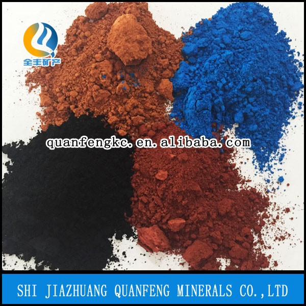 Inorganic Pigments Iron Oxide Pigments For Epoxy Floor <strong>Paint</strong>