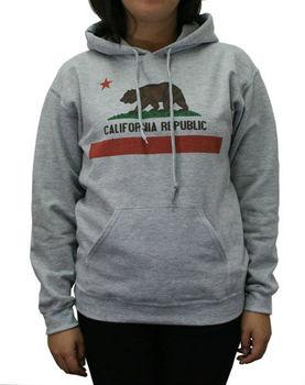 b54ff174 California Flag Sweatshirt For Women - Buy Womens Hooded ...