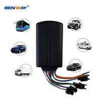 Fuel Level detection with Sensor For Gps Tracking Security Car Device Tracker
