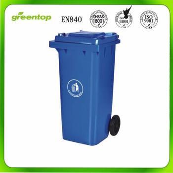 240l Grease Trap Industrial Plastic Storage Bins Recycle Bin