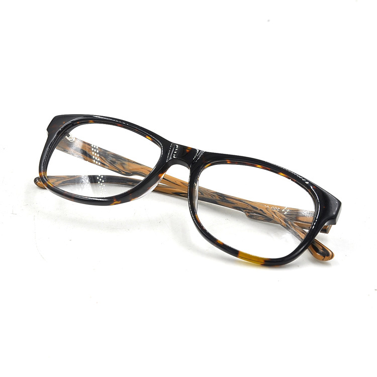 Cheap Eyeglass Frame,Wood-like Acetate Eyeglasses,China Wholesale ...