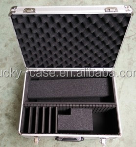 China Aluminum Case & Box With Custom Foam