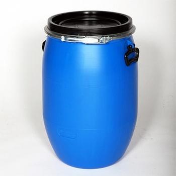 Drum 200 Litre Hdpe Open Top Blue Plastic Drum Buy