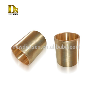 Customized high quality centrifugal casting brass bushing