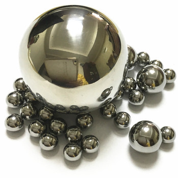 I Inch 25.4mm big solid stainless steel ball with mirror surface