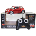 Licensed 1 24 RC Car Model For Mini Cooper Remote Control Radio Control Racing Car Kids