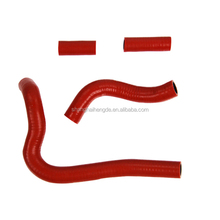 motorcycle parts japan rubber silicone hoses for HONDA CR250 CR250R 1992