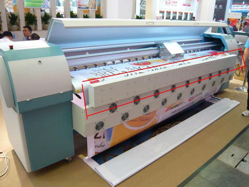 3.2m Spt510 Head Printer Plotter Challenger Fy 3278n