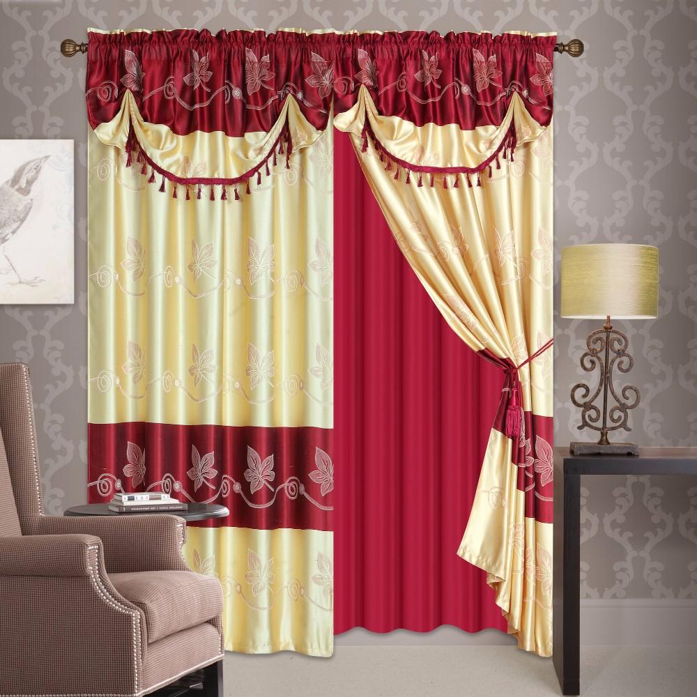 Unique tissus jacquard turquie turc conception de tissu de rideau pour le salon buy tissus de - Rideau de salon ...