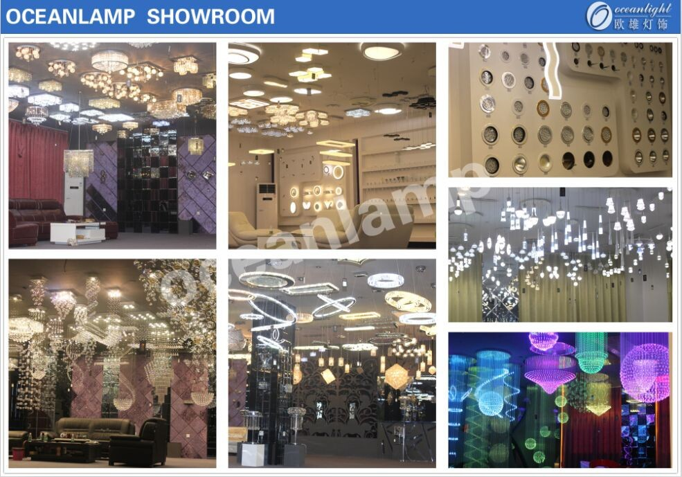 Small Spiral Rain Drop Low Ceiling Crystal Lamp Pendant Chandelier ...
