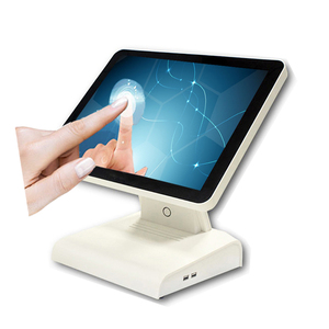 High quality compostech 15 inch touch pos system pos all in one machine pos terminal