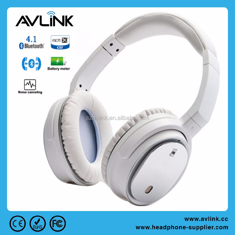 Bluetooth Qdid Approved Swivel Active Noise Cancelling Headphones ...