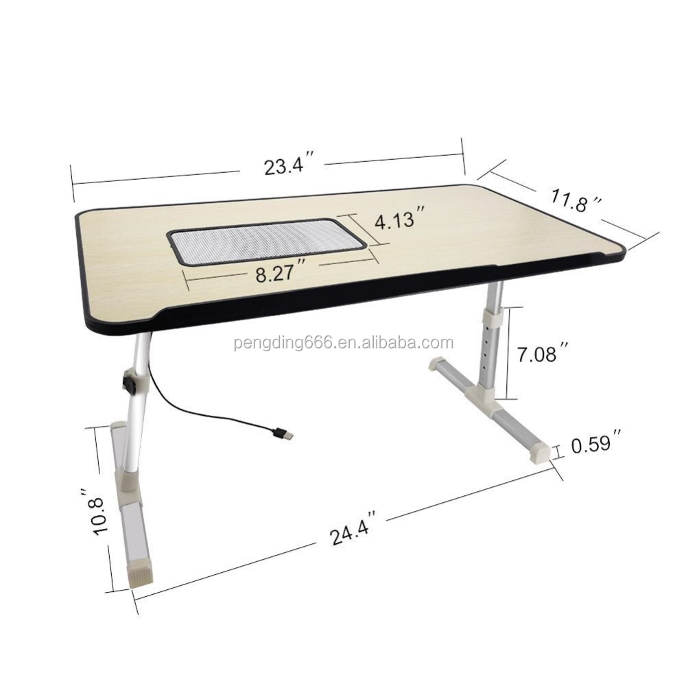 foldable laptop table stand for bed study table in usa