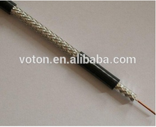 Made In China RG6 RF Cable double shield coaxial cable