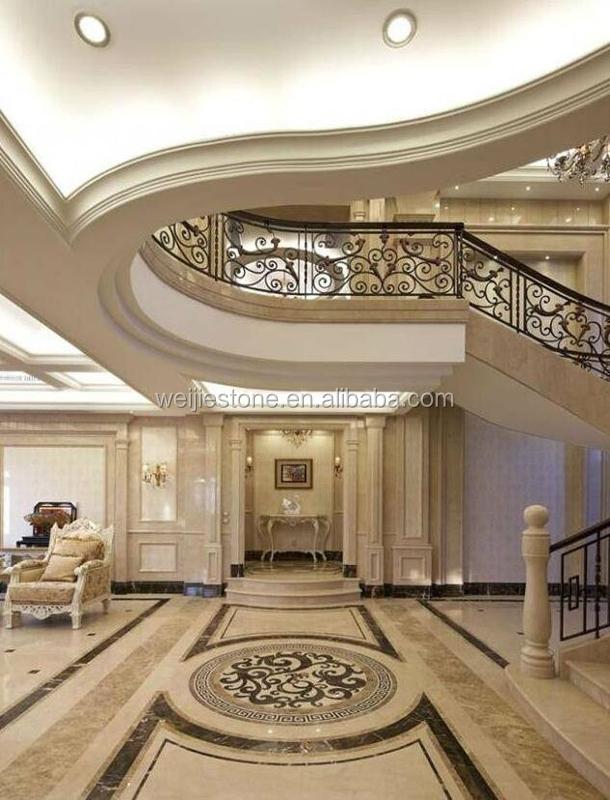 Marble Floor Pattern waterjet marble tiles design floor pattern,marble flooring design