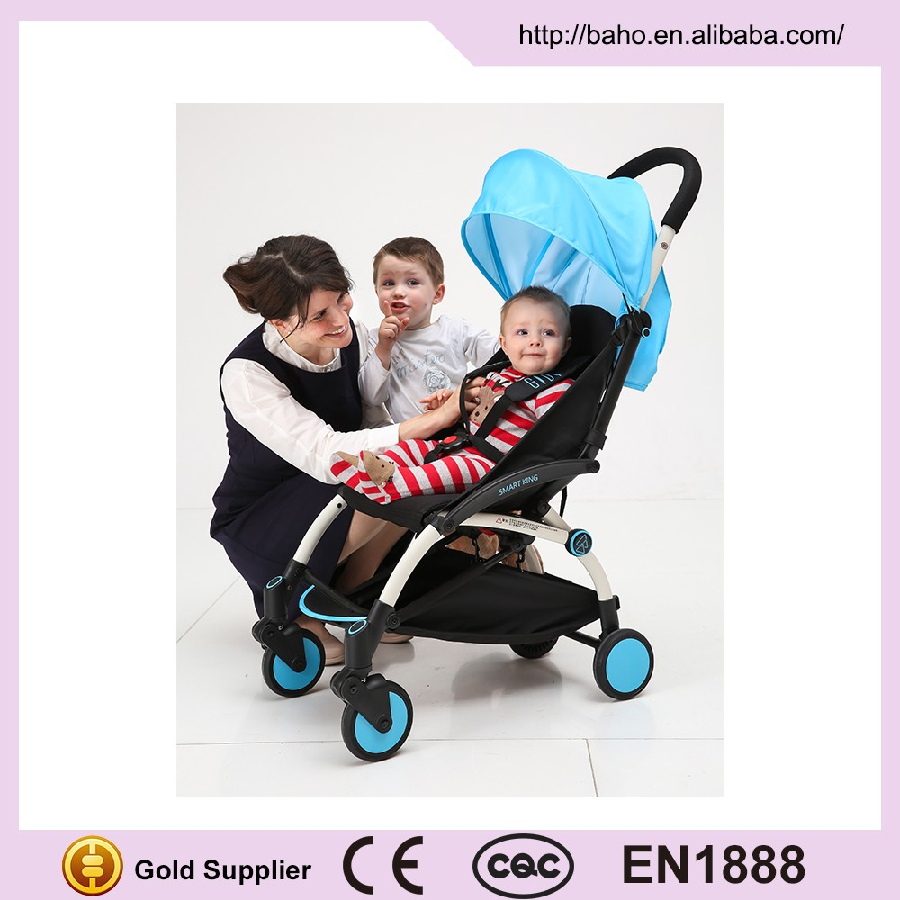 2017 new wholesale Ningbo factory baby stroller