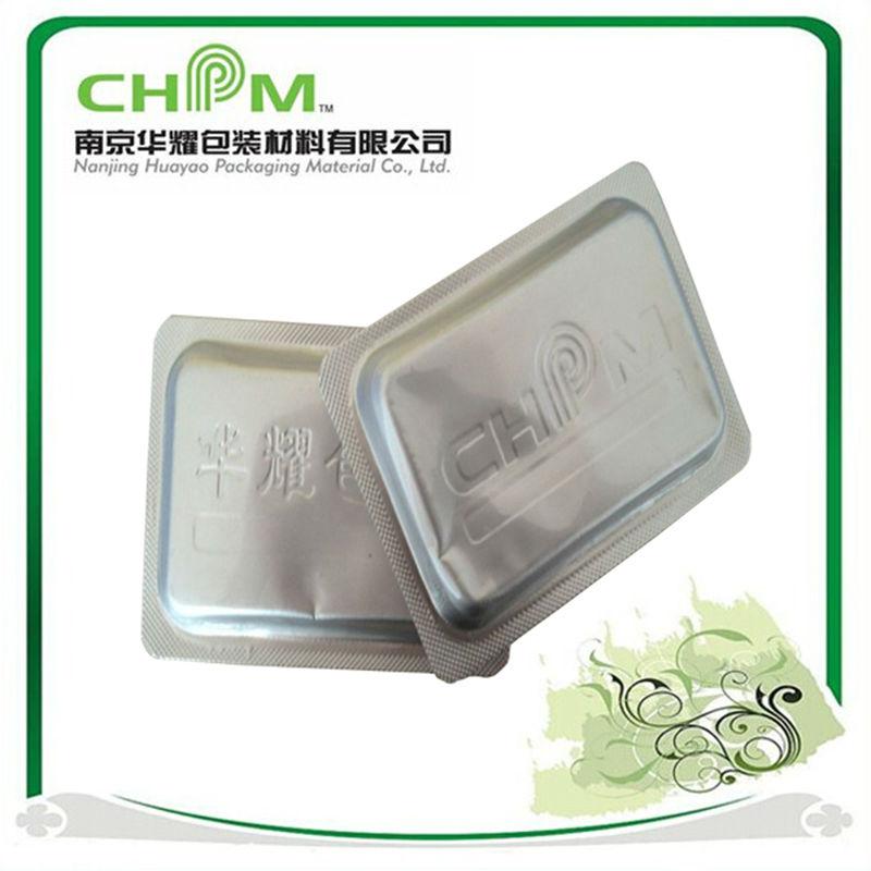 Aluminium Foil Tropical Blister Foil Printedfor Pvc Film Printed ...