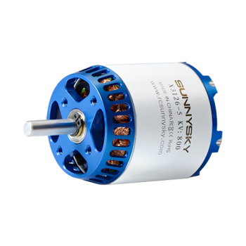 SUNNYSKY  X3126 -III KV800 Outrunner brushless motor engine for RC UAV Airplane High efficiency Low noise high thrust power
