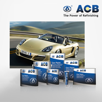 ACB Auto body shop lacquer Auto Clear Coat