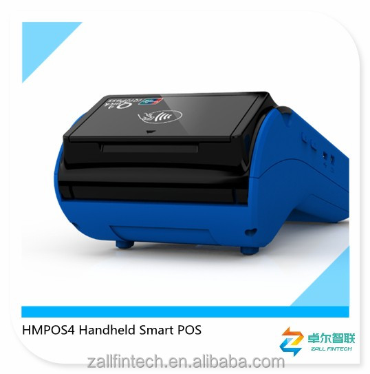 5.5 inch android 3g pos terminal --- HMPOS4