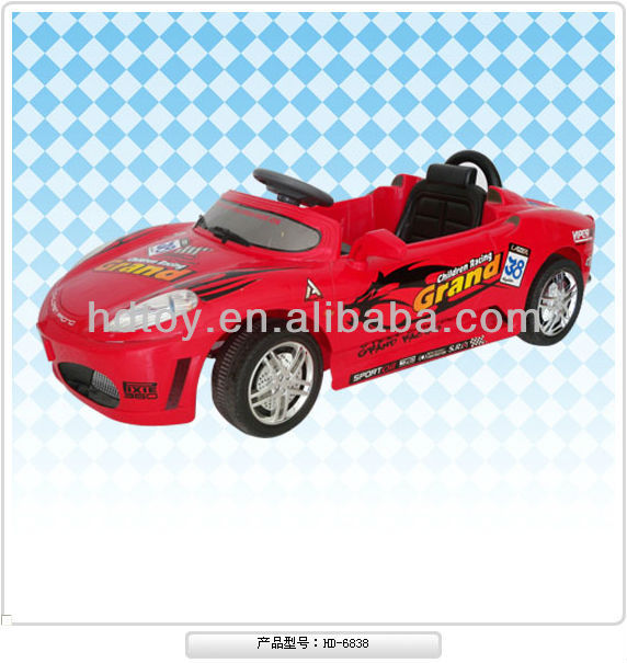 Huada toy HD6838 4ch RC RIDE ON CAR