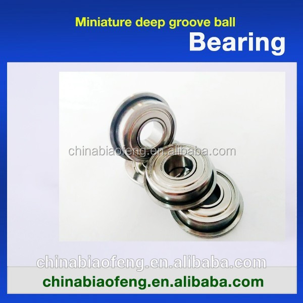 Deep Groove Ball Bearing Excellent Quality Small Wheel Bearings