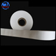 Custom fabric garment care label printer dip-coated nylon taffeta ribbon for TTR