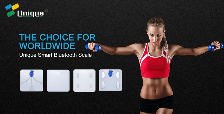 Hot sale high quality bluetooth body fat weighing scale electronical scale manufacturers
