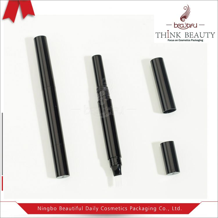 Popular for the market factory supply true black color coloeyeliner pencil