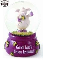 Polyresin 65mm Ireland Snow Globe Water Ball - Buy Resin Snow ...