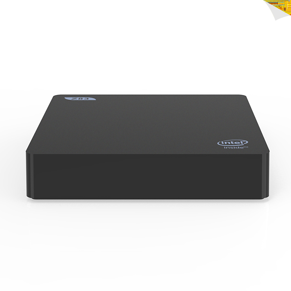 Beelink ganar 10 Z83V Smart Windows set top box Intel Atom X5-Z8350 TV Box 2G RAM 32G ROM bluetooth dual Wifi Set-Top Box