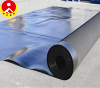smooth HDPE pond liner and dam liner cost in 2mm HDPE geoembrane