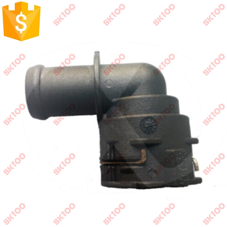 Auto Engine thermostat housing for vw /seat car spare parts 5Q0 122 291AJ cooling system