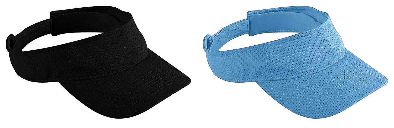 Augusta Sportswear Adult Athletic Mesh Visors Set