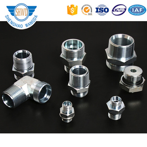 Factory Price Eaton Names Pvc Hydraulic Fitting Carbon Steel Pipe Fittings