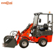 Everun Brand Hot Sale ER06 600kg Small Loader with Italy Hydrostatic System