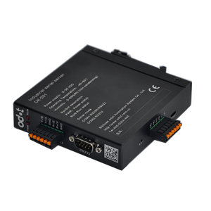 2 Roads Serial Devices to Ethernet Converter with 2 Ethernet Interfaces surge protection device
