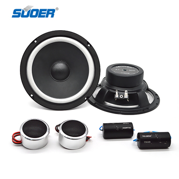 Wholesale high quality  6/6.5 inch car car audio speaker component 2 way car speaker