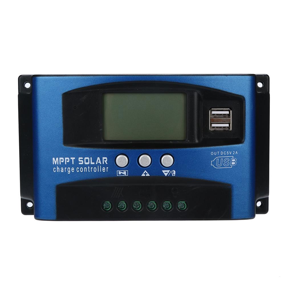 Energy Controllers Patio, Lawn & Garden NszzJixo9 40A MPPT Solar ...