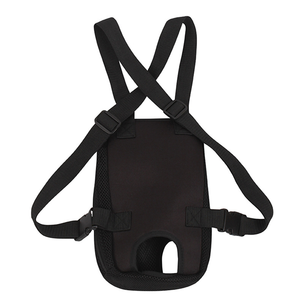 Pet backpack carrier chest carrier small dog