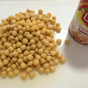Canned Chick Peas in Chickpeas