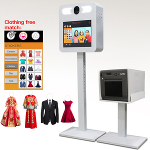 Cheap Price Portable Photo Booth Digital Photo Booth For Sale