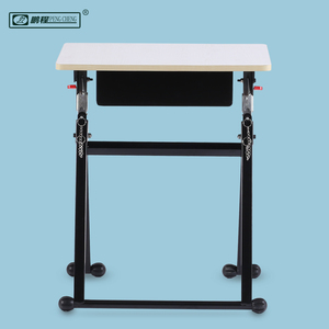 Latest Drafting Mobile Portable Folding Classroom/Outdoor Use School Desk