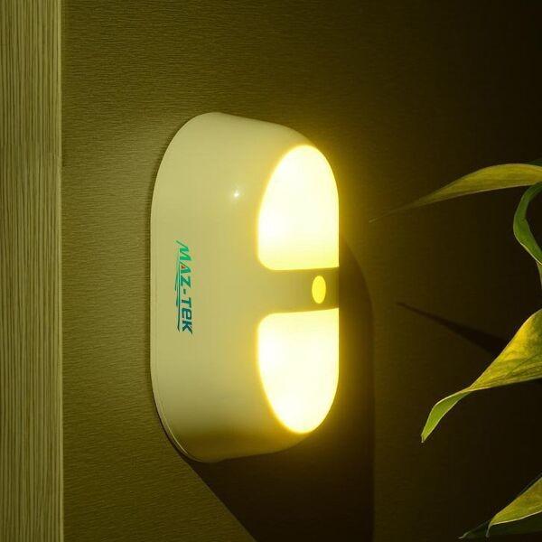 Wholesale Motion Sensor LED Night Light Plug in Light Used for ...