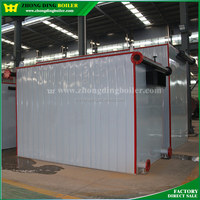 Professional customized service YLW series Industrial Biomass wood fired Thermal Oil Heater boiler