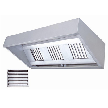 Stainless Steel Commercial Kitchen Hood - Buy Kitchen Hood,Commercial  Kitchen Hood,Restaurant Kitchen Hood Product on Alibaba.com