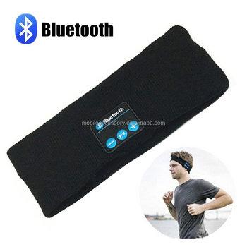 Sem Fio Bluetooth Esporte Música Cabeça 3628d9d2b2b